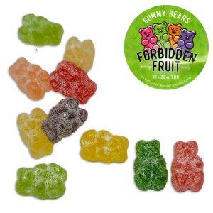 Forbidden Fruit – Gummy Bears 20mg