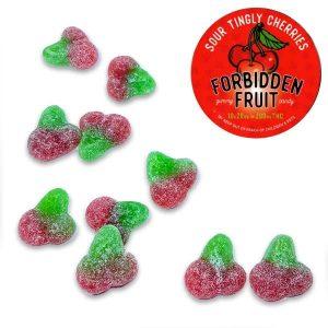 Forbidden Fruit – Sour Tingly Cherries 20mg