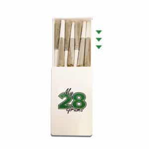 7 Pack of Pre Rolled Joints